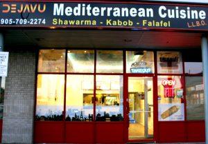 mediterranean restaurant Thornhill